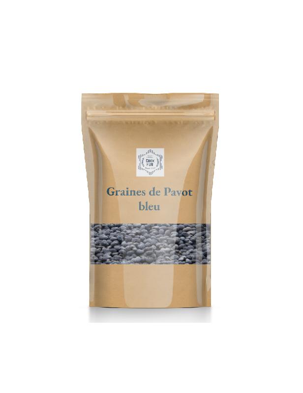 Graines de Pavot bleu