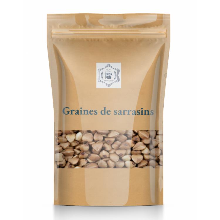 Graines de sarrasins