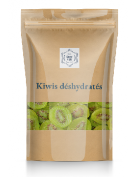 Kiwis déshydratés