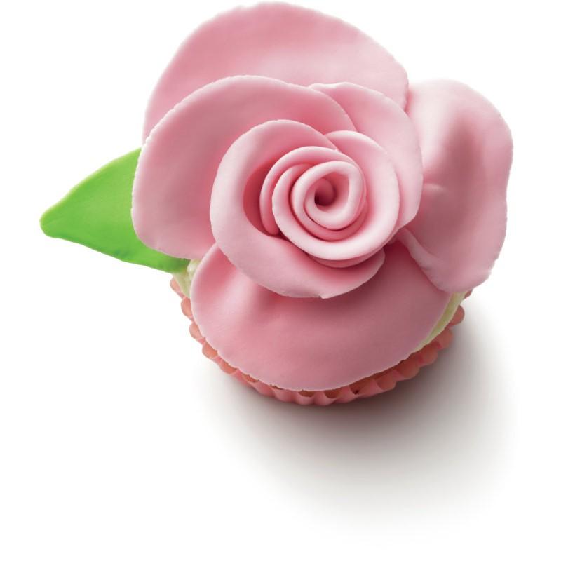 acheter pâte à sucre rose